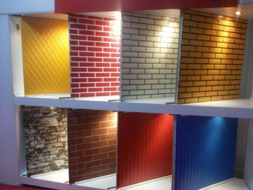 ساندویچ پانل-انواع ساندویچ پانل دیواری