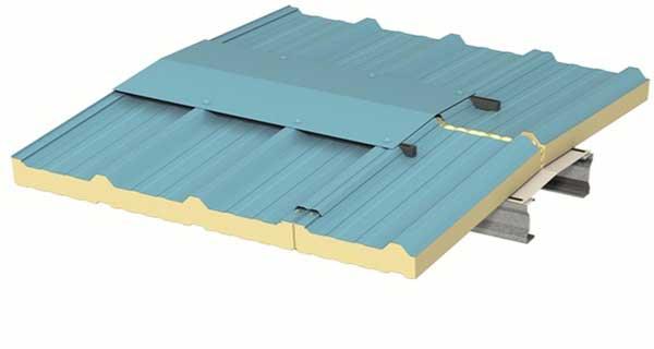 ساندویچ پانل-انواع ساندویچ پانل سقفی