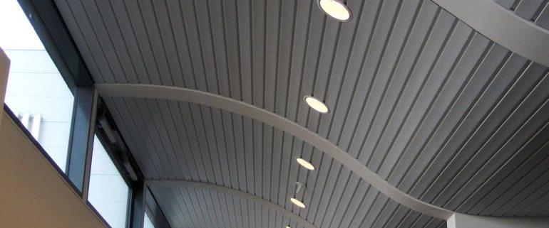 ساندویچ پانل-اجرای نما لمبه در ساختمان سازی